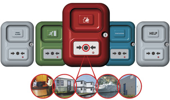 Alert Point - Stand Alone Alarm System